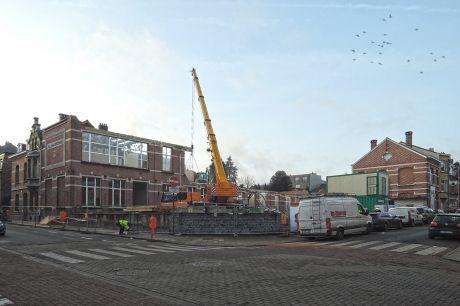 Bientôt une nouvelle école à Evere!
